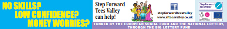 Step Forward Tees Valley Middlesbrough